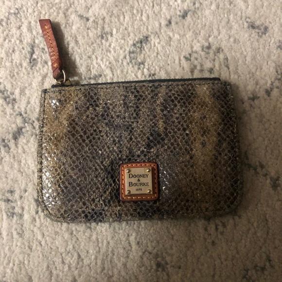 Dooney & Bourke Handbags - Dooney & Bourke Coin Purse